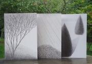 Cartes d'art Hiroko Okamoto