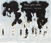 Rues gris sable