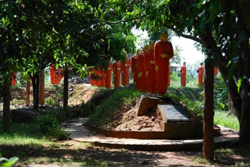 Sri Lanka - moines en rouge.jpg