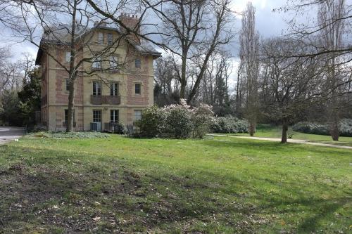 frédéric tison,photographie,maison de chateaubriand,chatenay-malabry,françois-rené de chateaubriand