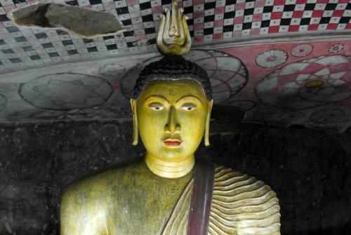 frédéric tison,photographie,sri lanka,dambulla,sanctuaire rupestre