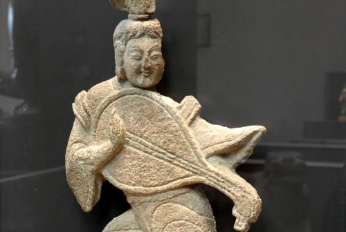 frédéric tison, photographie, musée cernuschi, musicien céleste,chine