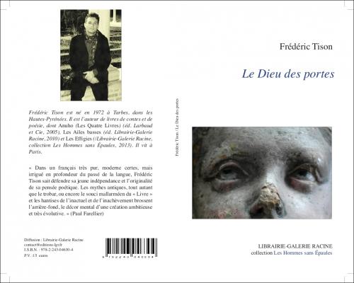 Frédéric Tison - Le Dieu des portes - Librairie-Galerie Racine - 2016.jpg