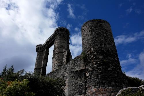 frédéric tison,photographie,château d'allègre