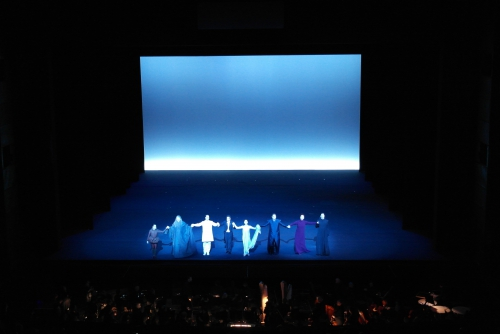 pelléas et mélisande,opéra bastille