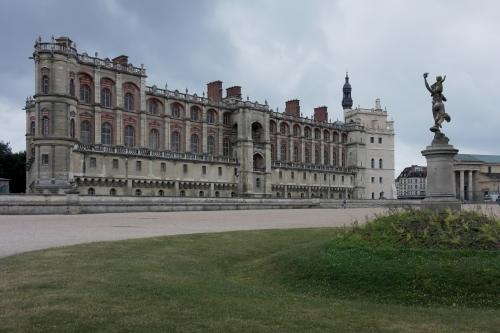frédéric tison, photographie, château de saint-germain-en-laye