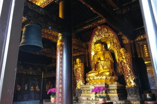 frédéric tison,photographie,xi'an,chine,jardins de la pagode de l'oie sauvage,pagode de l'oie sauvage