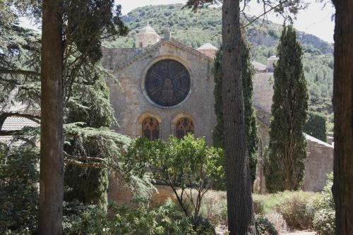 frédéric tison,photographie,abbaye sainte-marie de fontfroide
