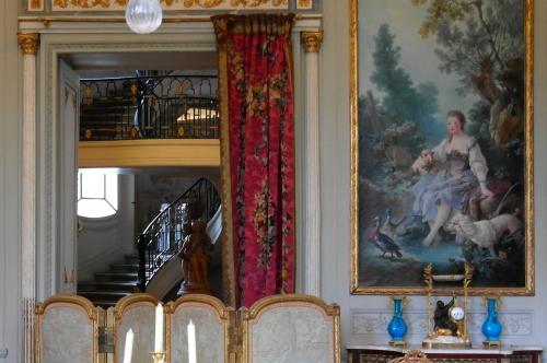 frédéric tison, photographie, hôtel particulier, moïse de camondo, paris,jean-baptiste huet,scènes pastorales,salon