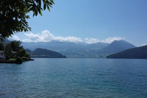 frédéric tison,photographie,lac des quatre-cantons