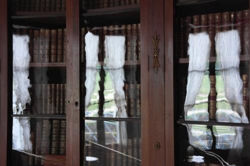 frédéric tison,photographie,bureau de napoléon Ier,bibliothèque,château de malmaison