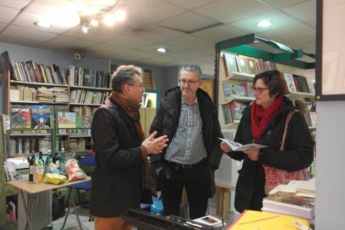 Soirée à la Lucarne des écrivains - jeudi 10 janvier 2019 (12).JPG