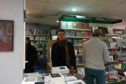 Soirée à la Lucarne des écrivains - jeudi 10 janvier 2019 (6).JPG