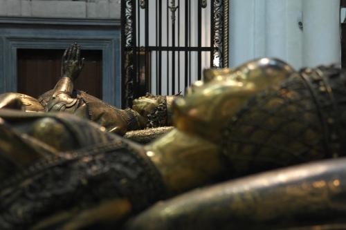 frédéric tison, photographie, église notre-dame, bruges,tombeau de charles le téméraire,tombeau de marguerite de Bourgogne