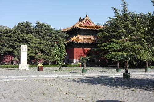 frédéric tison, photographie, chine, tombeaux des ming