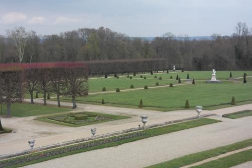frédéric tison, photographie, château de champs