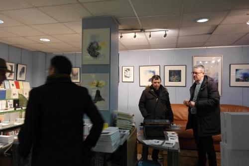 Soirée à la Lucarne des écrivains - jeudi 10 janvier 2019 (4).JPG