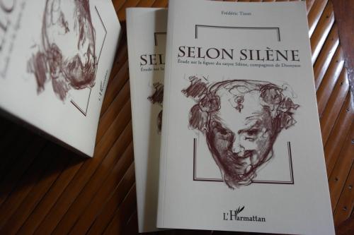 Selon Silène - 2e impression - Frédéric Tison - L'Harmattan.JPG