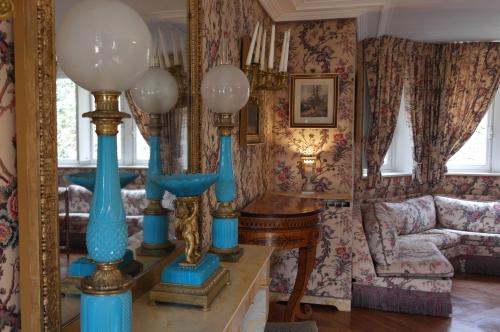 frédéric tison,photographie,maison de chateaubriand,chatenay-malabry,françois-rené de chateaubriand,escalier à double branche