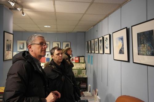 Soirée à la Lucarne des écrivains - jeudi 10 janvier 2019 (1).JPG