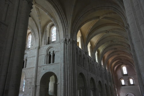 frédéric tison,photographie,abbaye sainte-trinité de lessay