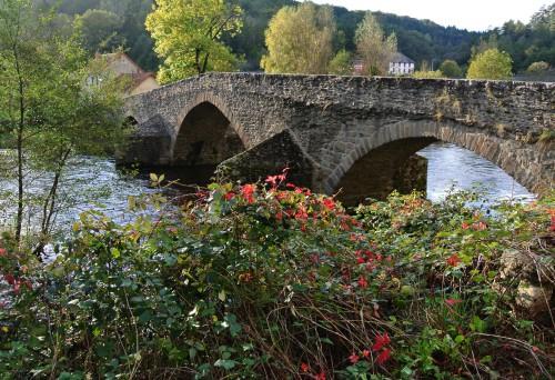 frédéric tison,photographie,pont roman,menat