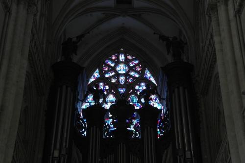 frédéric tison,photographie,cathédrale notre-dame de coutances