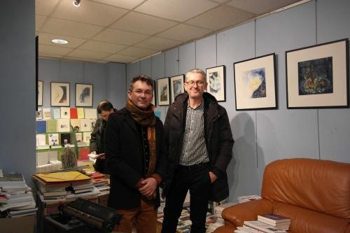 Soirée à la Lucarne des écrivains - jeudi 10 janvier 2019 (9).JPG