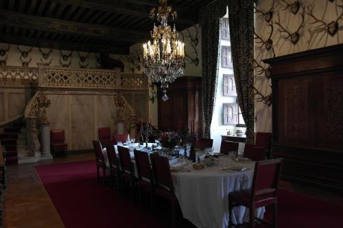frédéric tison,photographie,château de brissac,château de bercy