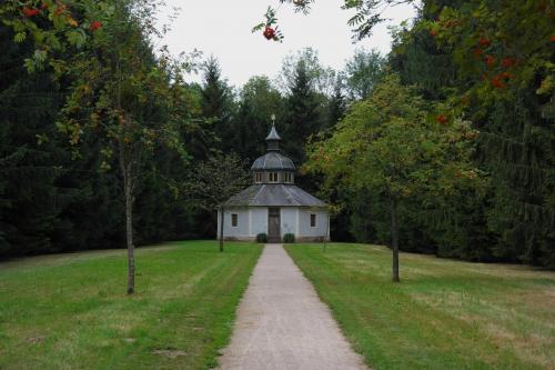 frédéric tison, photographie, château de la favorite, förche, rastatt,ermitage,chapelle marie-madeleine
