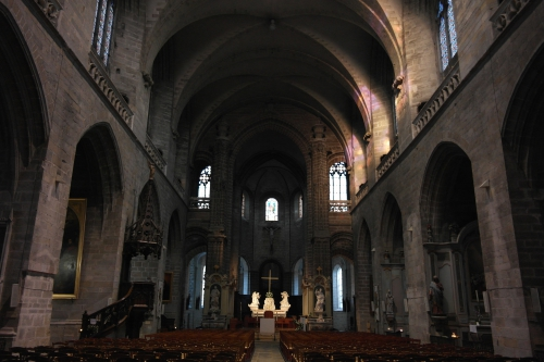 frédéric tison,photographie,cathédrale saint-pierre de vannes