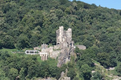 frédéric tison,photographie,vallée du rhin,château de rheinstein,burg rheinstein