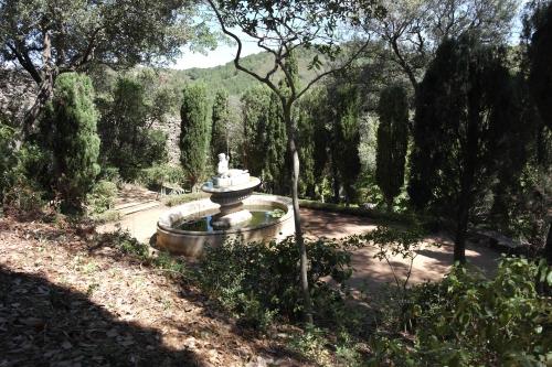 frédéric tison,photographie,abbaye sainte-marie de fontfroide,jardins en terrasses