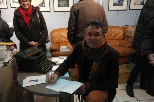 Soirée à la Lucarne des écrivains - jeudi 10 janvier 2019 (16).JPG