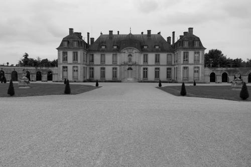 frédéric tison, photographie, château de la motte-tilly