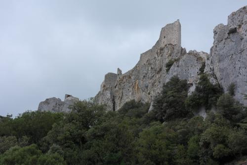 frédéric tison,photographie,château de peyrepertuse