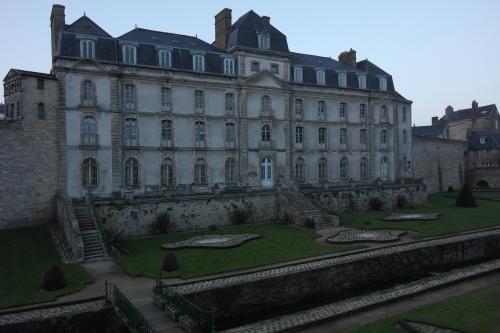 frédéric tison,photographie,hôtel lagorce,château de l'hermine,vannes
