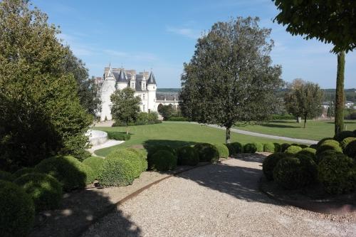 frédéric tison, photographie, château d'amboise