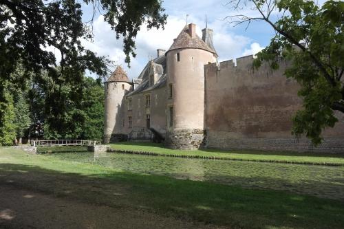 frédéric tison, photographie, château d'ainay-le-vieil